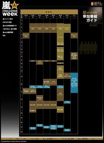 Arashi challenge week 10200908