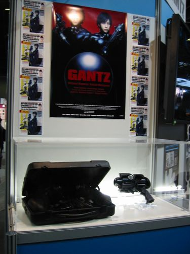 GANTZ japan expo 2010 18