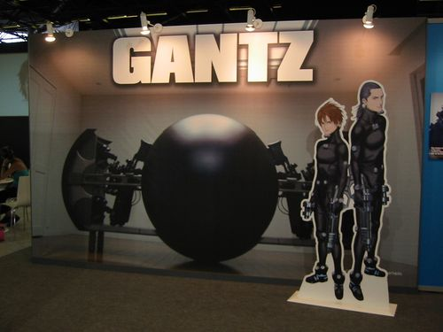 GANTZ japan expo 2010 23