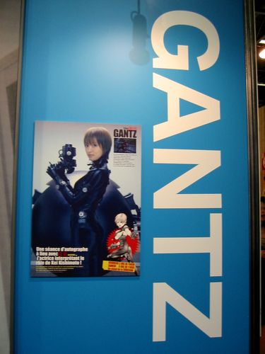 GANTZ japan expo 2010 24