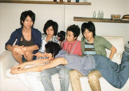 Arashi cook book 2008-2009 08