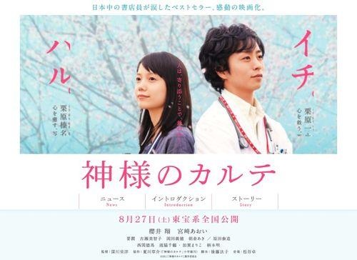 FILM KAMISAMA NO KARUTE 01
