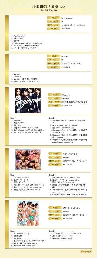 THE JAPAN GOLD DISC AWARD 2010 06