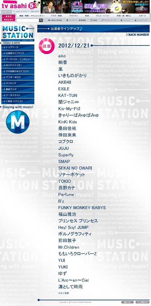 2012.12.21 MUSIC STATION SUPERLIVE 03
