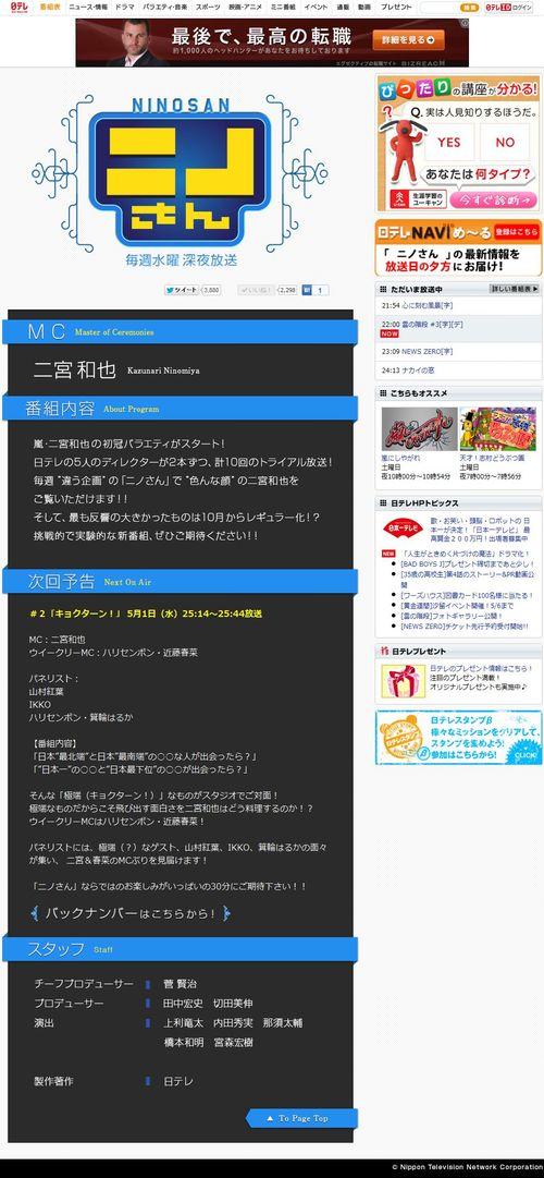 2013.05.01 NINO-SAN
