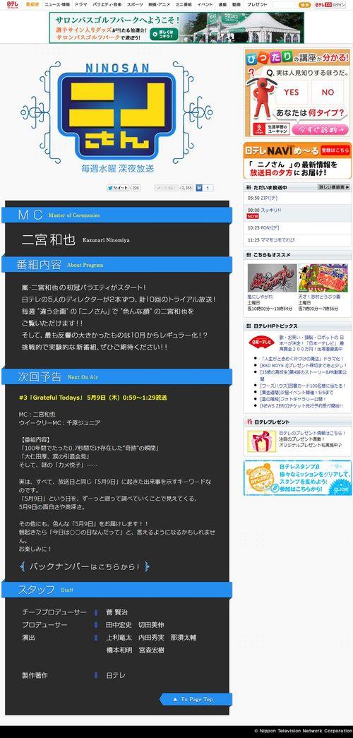 2013.05.09 NINO-SAN